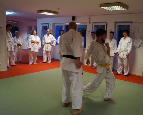 Zen-Ki-Budo - Selbstverteidigung - Jiu Jitsu - Kampfsport - Herne Bochum Wanne-Eickel Gelsenkirchen
