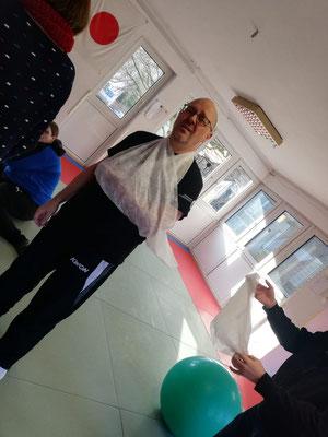 Zen-Ki-Budo - Jiu Jitsu - Moderne Selbstverteidigung - Erste Hilfe Kurs