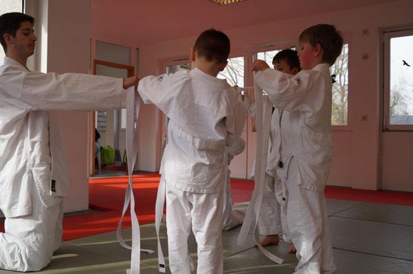 KampfMäuse - Sport für Kinder von 4 - 9 Jahren in Wanne-Eickel - Kinderturnen Wanne-Eickel und Herne
