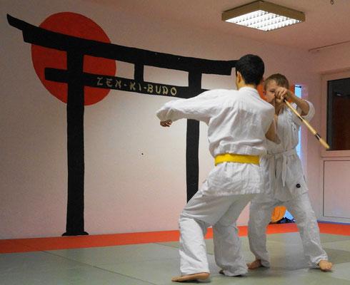 Zen-Ki-Budo - Kampfsport - Selbstverteidigung - Jiu Jitsu in Herne, Bochum, Röhlinghausen und Wanne-Eickel