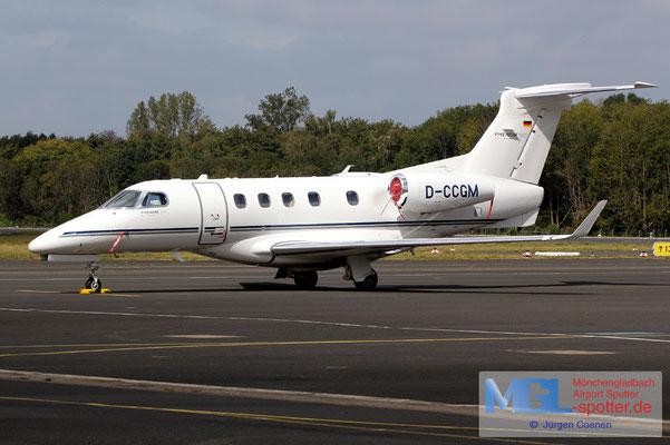 30.08.2020 D-CCGM Embraer 505 Phenom 300