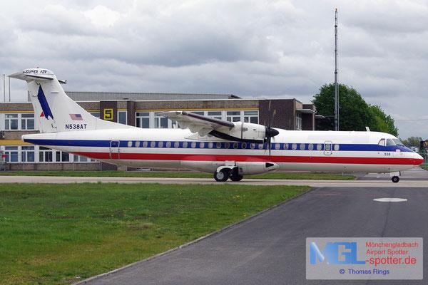 26.04.2012 N538AT (American Eagle) ATR 72-500 cn538