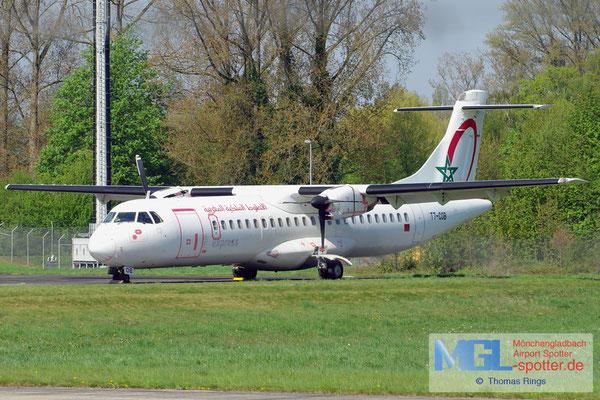 01.05.2013 T7-COB Royal Air Maroc Express ATR 72-202 cn444