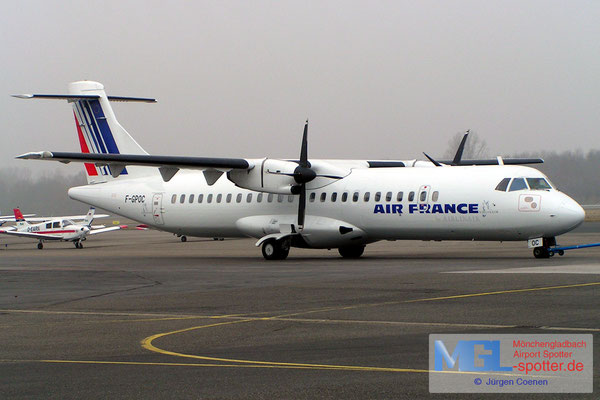 19.03.2006 F-GPOC AIR FRANCE ATR72-200cn311