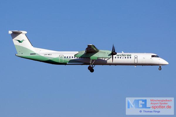22.07.2014 LN-WDJ Wideroe DHC-8-402Q