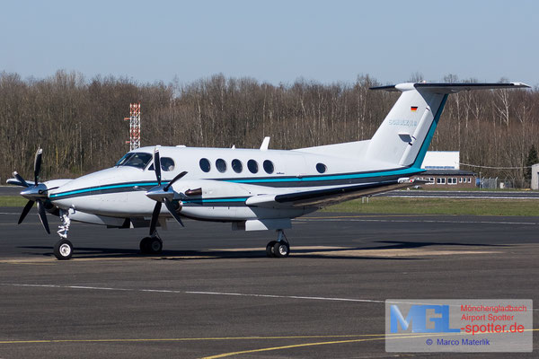 24.03.2020 D-ICHG Scholz AG Beech B200 Super King Air