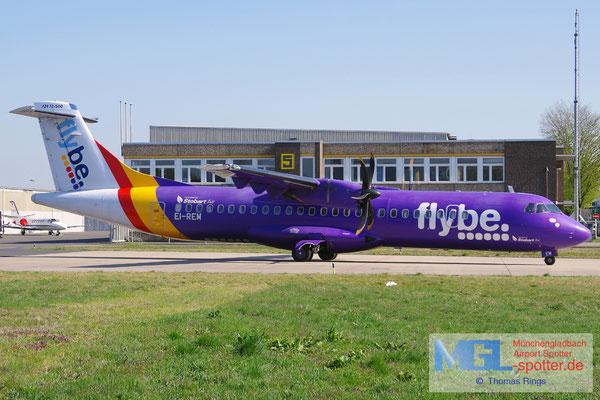01.04.2019 EI-REM Stobart Air / Flybe ATR 72-500 cn760