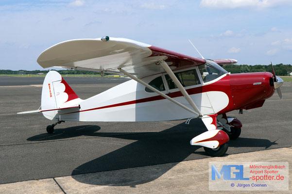 27.06.2021 N5780H Piper PA-16 Clipper
