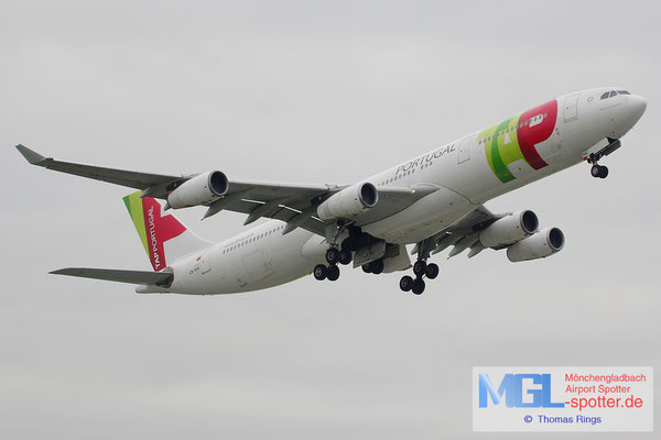 02.11.2013 CS-TOC TAP Portugal A340-312