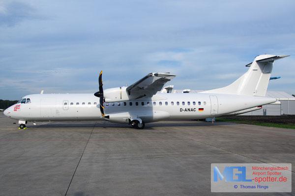 19.10.2013 D-ANAC RAS ATR 72-500 cn538