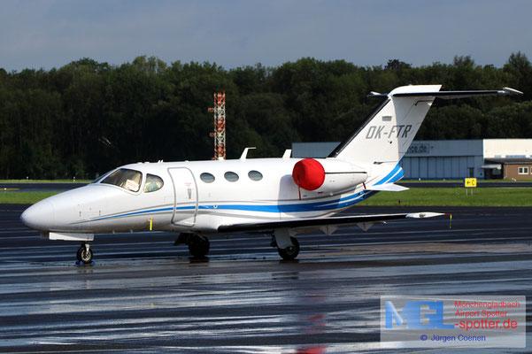 28.07.2021 OK-FTR Cessna CIT 510