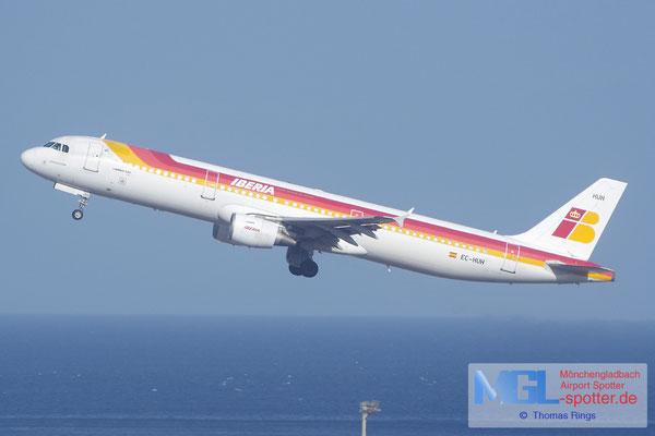 12.07.2014 EC-HUH Iberia A321-211