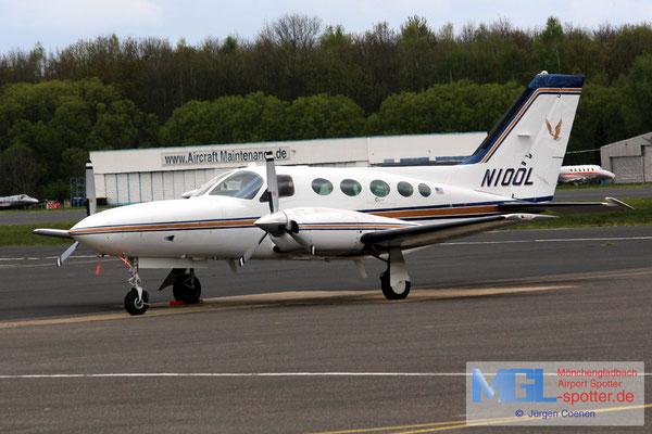 23.04.2017 N100L Cessna 421C