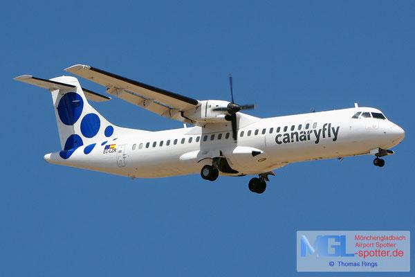 08.07.2014 EC-LZR Canaryfly ATR 72-202