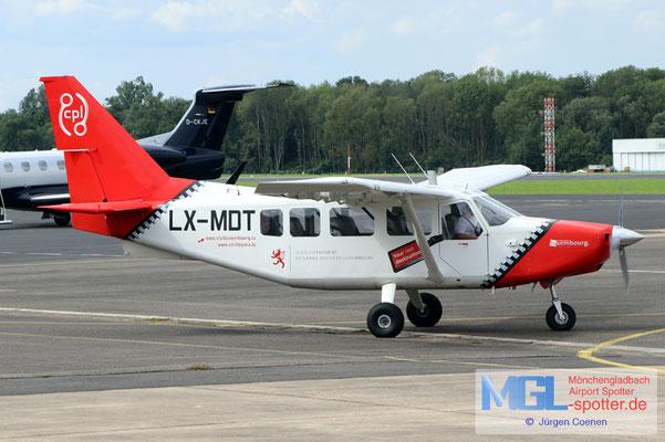 29.07.2021 LX-MDTGippsland GA-8-TC-320 Airvan