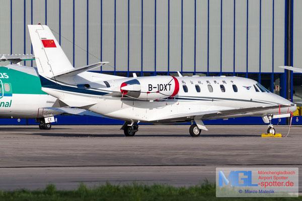 18.07.2021 B-10XT Civil Aviation Administration of China Cessna 560XL Citation XLS+
