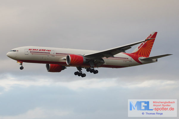 08.10.2011 VT-ALF Air India B777-237LR