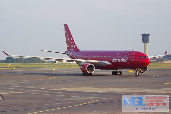 26.07.2014 OY-GRN Air Greenland A330-223