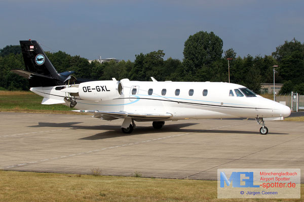 26.06.2018 OE-GXL Cessna 560XL Citation Excel