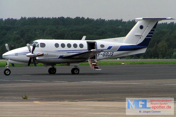 04.09.2006 F-GDJS BEECH K200