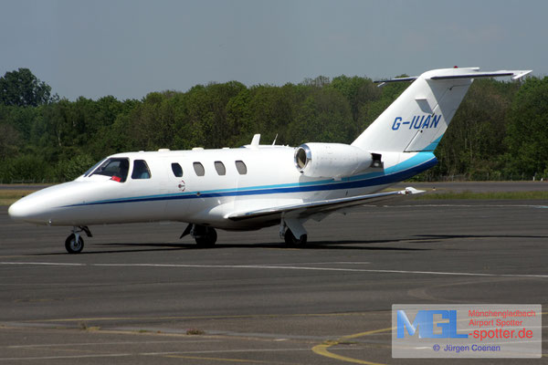 03.05.2007 G-IUAN Cessna 525 CitationJet CJ1