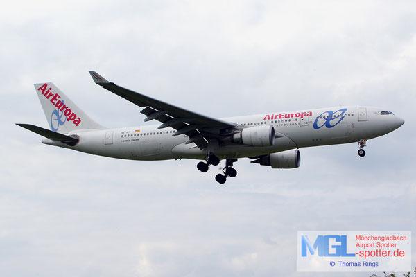 22.06.2014 EC-JPF Air Europa A330-203