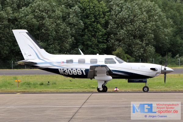 02.07.2017 N308ST Piper PA-46-500TP Malibu
