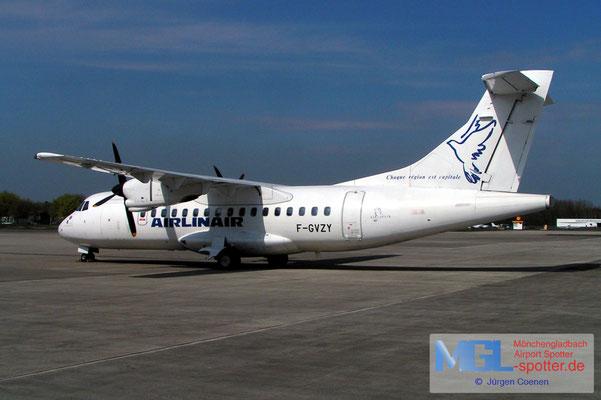 21.04.2006 F-GVZY AIRLINAIR ATR42-300 cn080