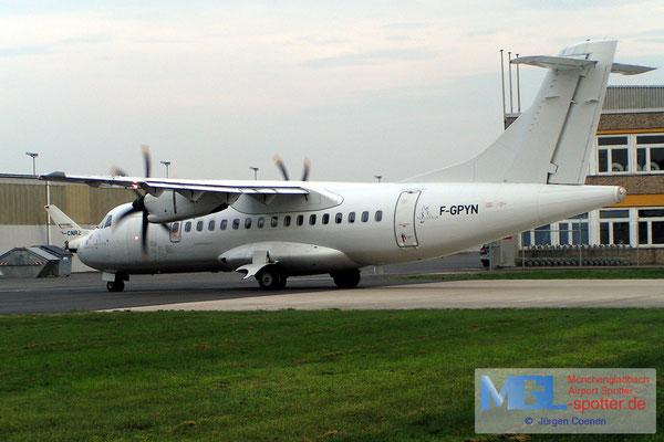 15.09.2006 F-GPYN AIRLINAIR ATR42-500