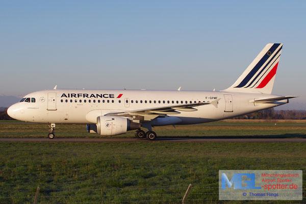 07.04.2015 F-GPMF Air France A319-113