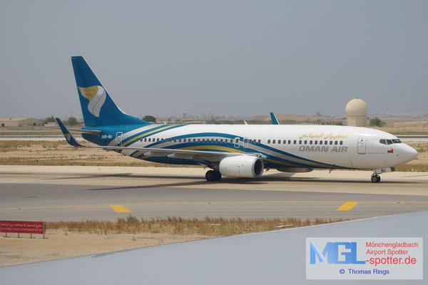 22.08.2010 A4O-BU Oman Air B737-81M/W