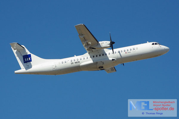 20.04.2013 SE-MGN Cimber / SAS ATR 72-202