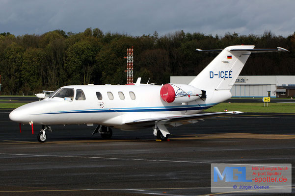 02.11.2019 D-ICEE Cessna 525 Citation I