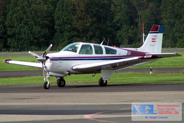 14.09.2006 OE-KMX BEECH F33 BONANZA