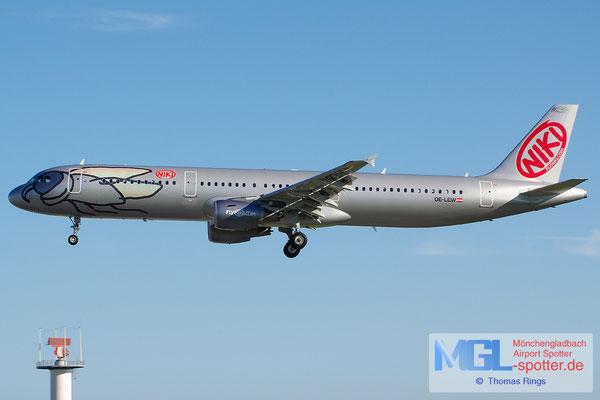 27.10.2013 OE-LEW Niki A321-211