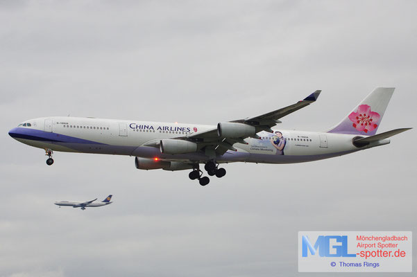 06.08.2012 B-18806 China Airlines A340-313