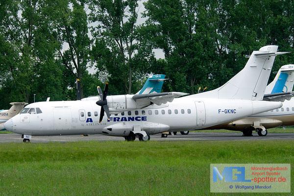 22.05.2013 F-GKNC Airlinair / Air France ATR 42-300 cn230