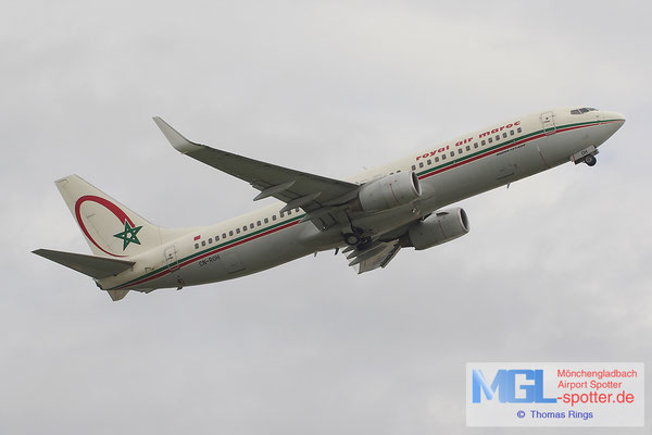 02.11.2013 CN-ROH Royal Air Maroc B737-85P/W