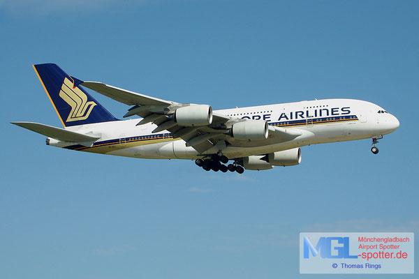 19.05.2013 9V-SKJ Singapore Airlines A380-841