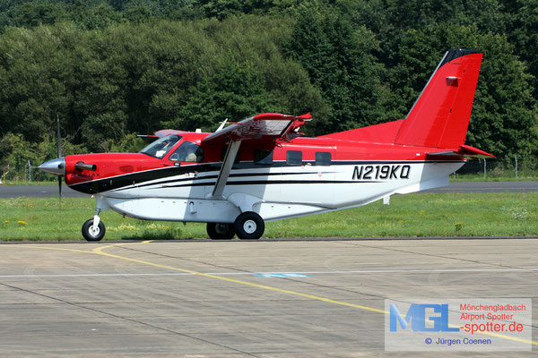 07.08.2017 N219KQ Quest Kodiak 100 cn 100-0219