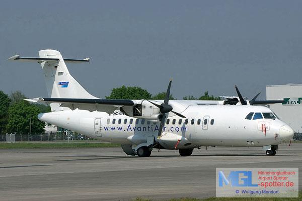 26.04.2007 D-BCRN Avanti Air ATR 42-300 cn329