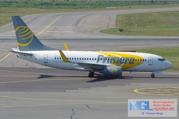 24.07.2014 OY-PSG Primera Air Scandivia B737-7BX/W
