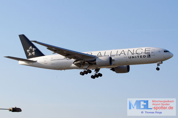 19.06.2014 N218UA United / Star Alliance B777-222ER