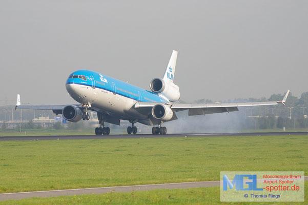 24.09.2011 PH-KCB KLM MD-11