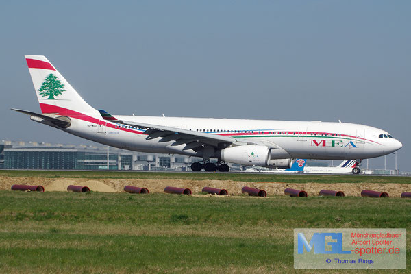 09.04.2015 OD-MED MEA Middle East Airlines A330-243