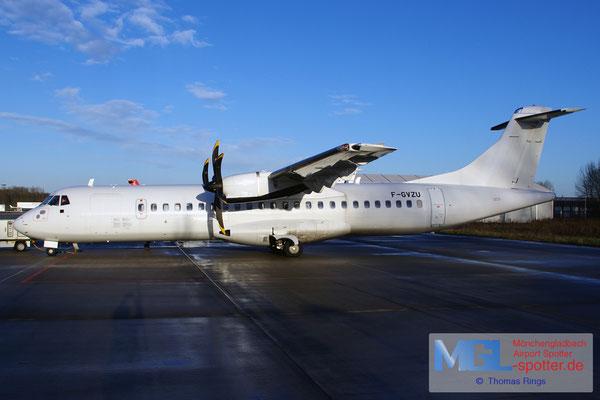 02.01.2015 F-GVZU Airlinair ATR 72-500 cn499