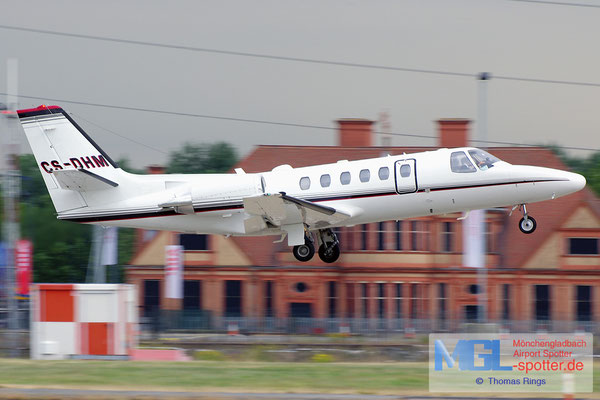 23.06.2014 CS-DHM Netjets Europe Cessna 550 Citation Bravo