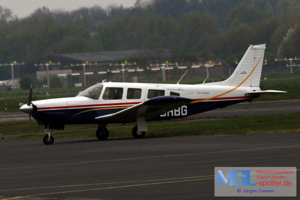 08.04.2017 G-BHBG Piper PA-32R-300 Cherokee Lance