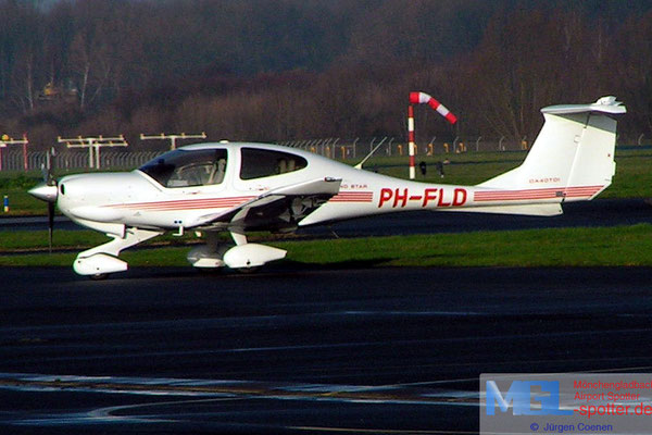 17.12.2006 PH-FLD DIAMOND DA40