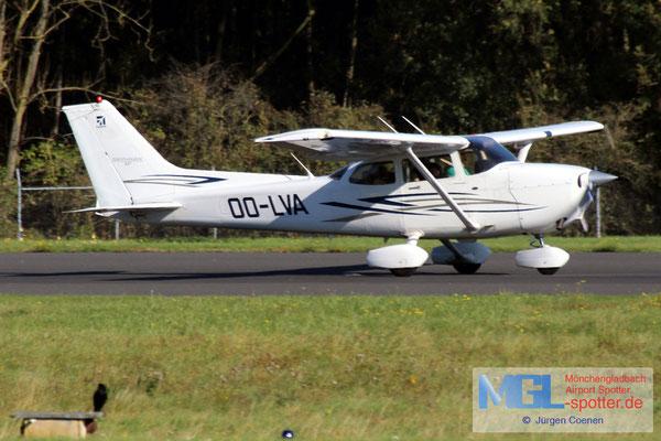 14.10.2017 OO-LVA Cessna 172S